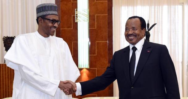 Le président camerounais se rend mardi au Nigeria pour une visite d'Etat de trois jours