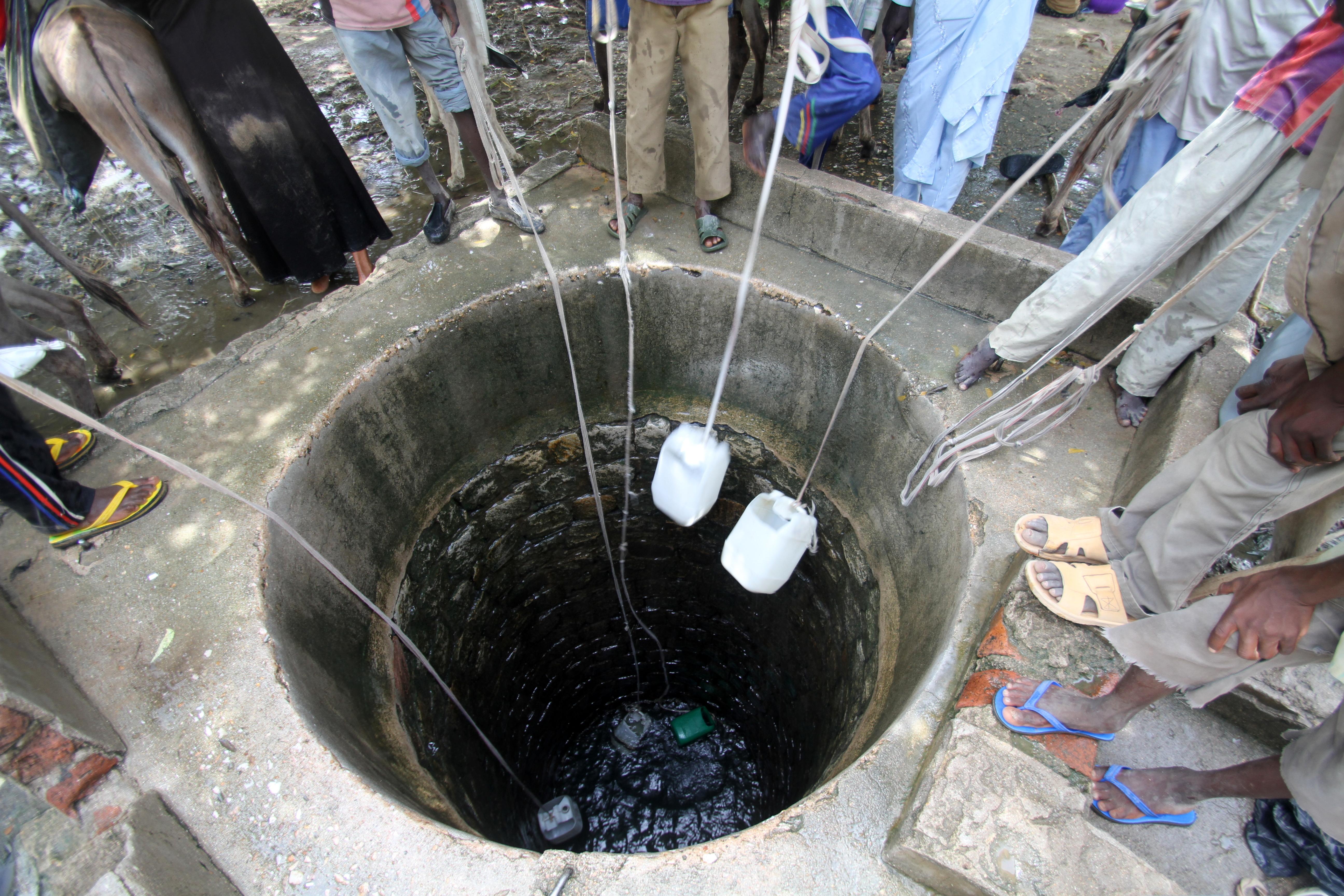 Plus de 55.000 personnes ont accès à l'eau potable dans les districts les moins desservis au Tchad