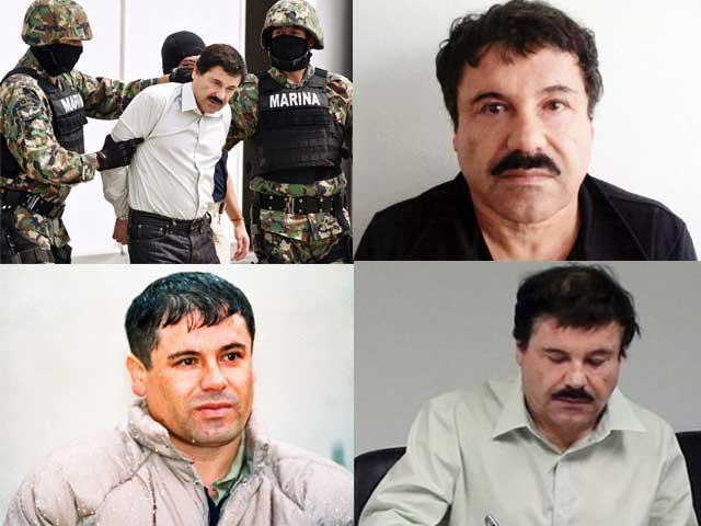 Mexique : Joaquin El Chapo Guzman baron de la drogue s'est évadé de la prison
