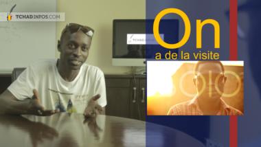 On a de la visite : Seif Abdelkerim producteur vidéo