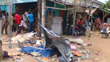 Un accident de circulation fait 13 blessés dont une femme enceinte à la descente du viaduc de Dembé