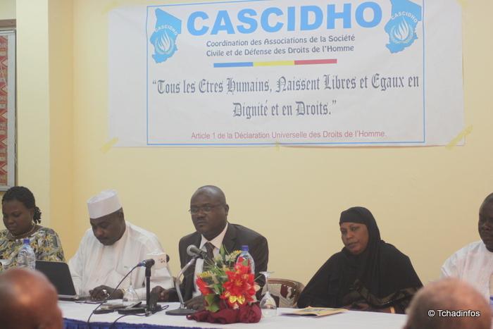 Tchad: la CASCIDHO appelle l'UA a mobilisé les fonds pour indemniser les victimes de Habré