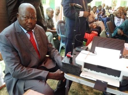 Le Tchad dispose de 2 220 kits électoraux en vue des prochaines échéances électorales
