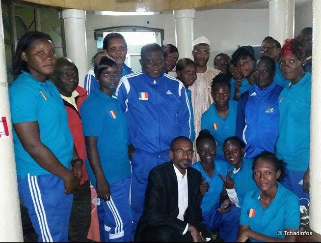 Les handballeuses tchadiennes qualifiées pour la Coupe du Monde
