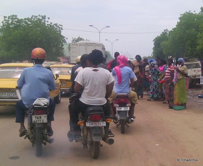 Société : conduire à N'Djamena est dangereux