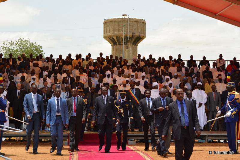 """Fête de l'indépendance au Tchad : """"d'autres villes accueilleront cette fête"""" Idriss Deby Itno"""
