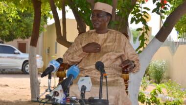 """""""Nous allons nous battre pour placer, nos cadres dans les institutions internationales"""" Idriss Deby Itno"""
