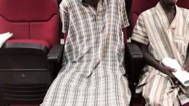 « Je ne quitterai pas Boko Haram » Bana Fanaye