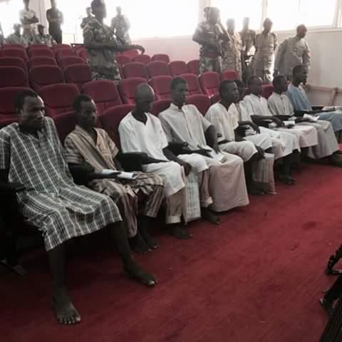 Tchad: ouverture du procès des présumés membres de Boko Haram