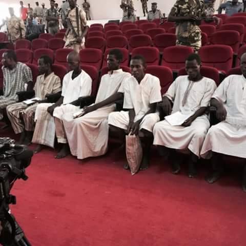Tchad : les 10 membres de Boko Haram condamnés à mort