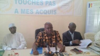 """Tchad : levée de la barrière devant la douane sur demande de la """"coalition touche pas à mes acquis"""""""