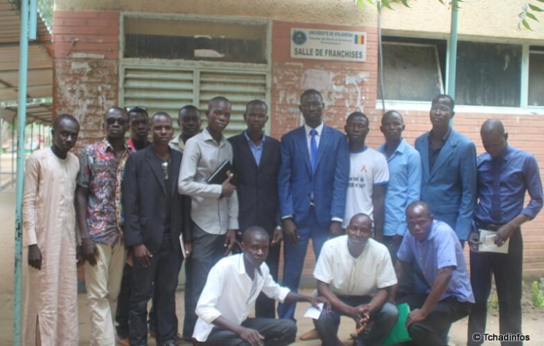 Le procès du président des étudiants du Tchad une fois de plus reporté