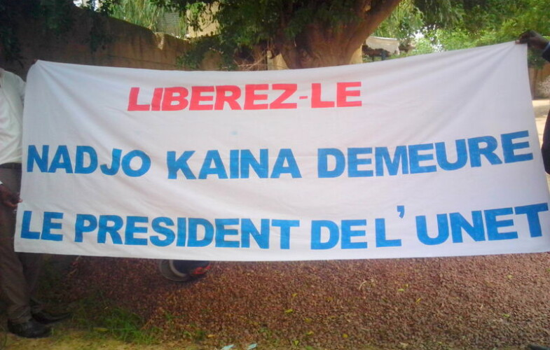 Le procès de Nadjo Kaïna Président de l'Union des Etudiants du Tchad reporté au 28 août