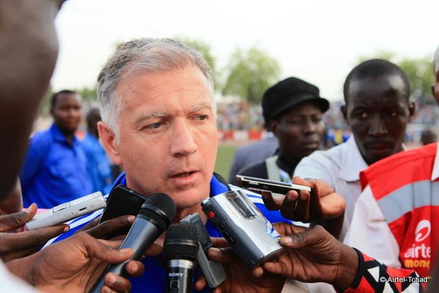 Tchad : « ce sont des fake news », rétorque Emmanuel Tregoat