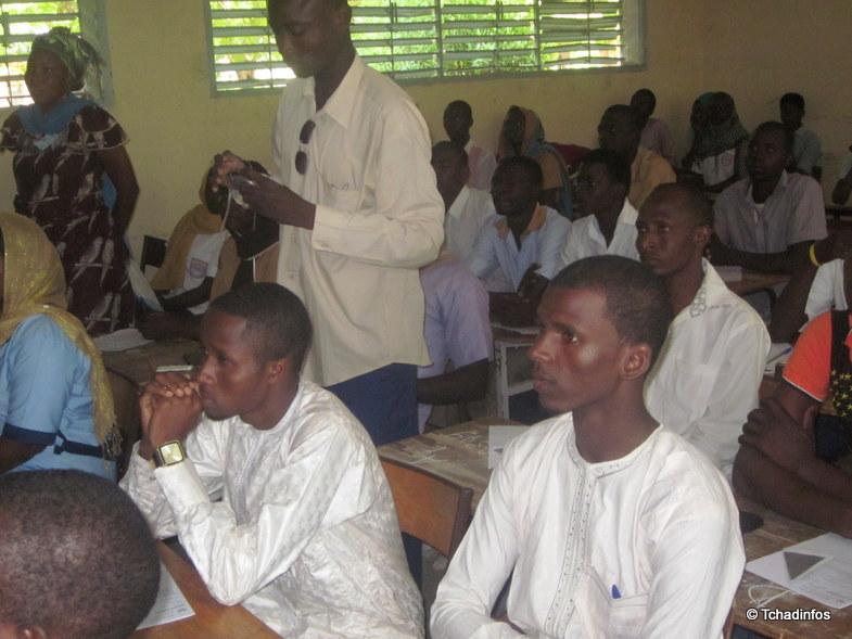 Tchad : le bac et après…