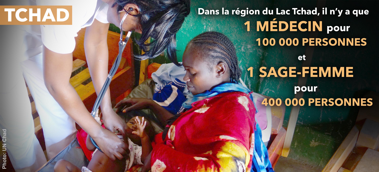 L'ONU appelle à aider davantage les populations du bassin du lac Tchad
