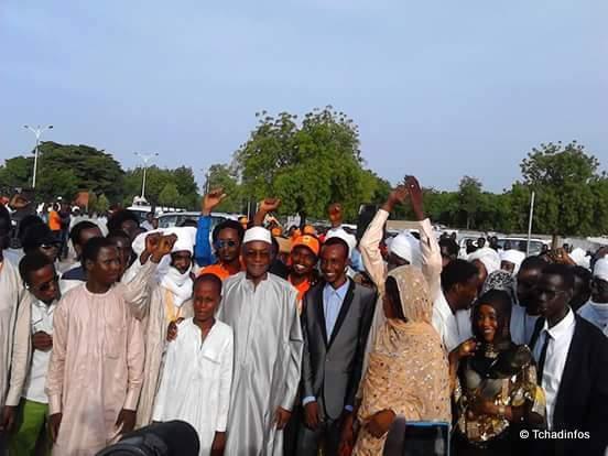 Tchad : l'UNDR continue d'enregistrer des ralliements à l'approche des élections