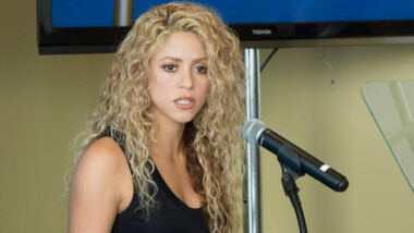 L'UNICEF et la chanteuse Shakira appellent à investir dans le développement de l'enfant