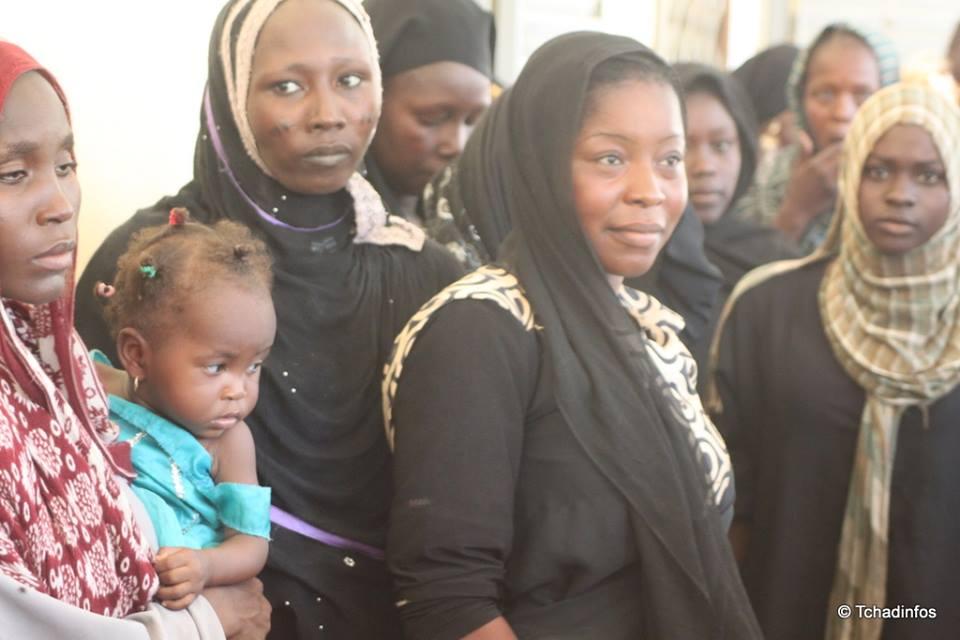 Tchad : 100 000 FCFA c'est l'amende a payé pour l'infraction du port de Burqa