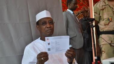 Le chef de l'Etat lance les opérations de recensement biométrique
