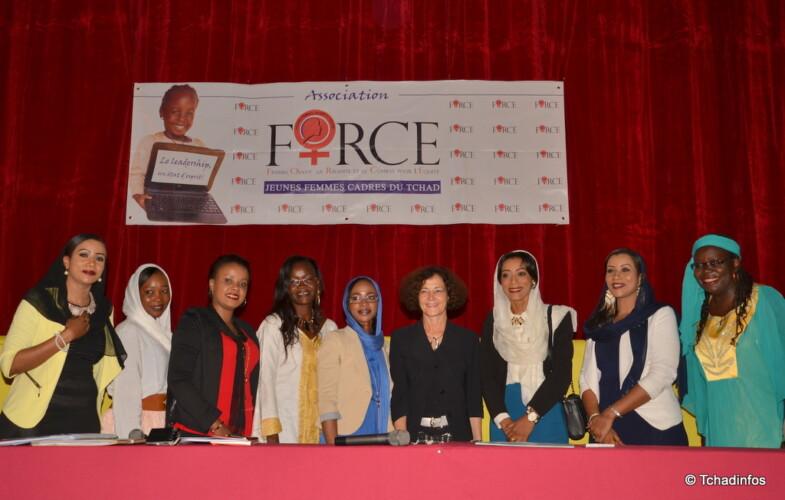 Tchad : des jeunes femmes cadres lancent l'association FORCE