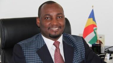 Iyalat : Dina Mahamat Amadou Directeur Général d'Airtel Seychelles