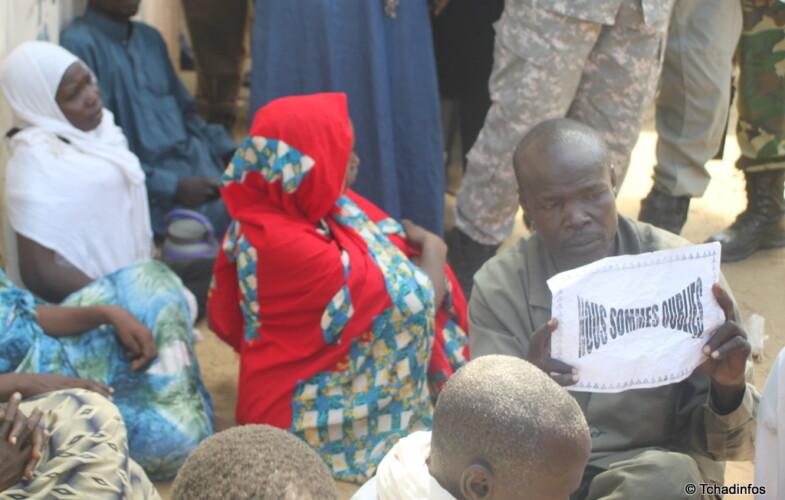 Les handicapées du Tchad attendent toujours l'application de la loi qui les protège