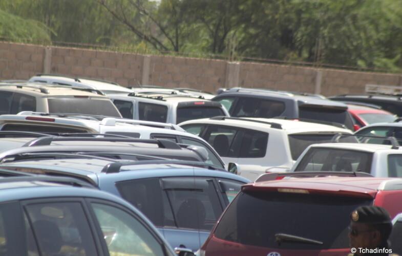 Tchad : parole de Bachir aussitôt dit, aussitôt fait, mise en fourrière des voitures à vitre teinté