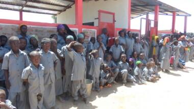 Tchad : inauguration des nouveaux bâtiments de l'Ecole Communautaire de Maïndé par Airtel