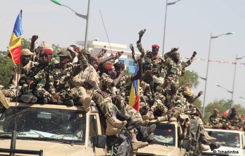 Tchad : retour des Forces armées tchadiennes d'intervention au Cameroun