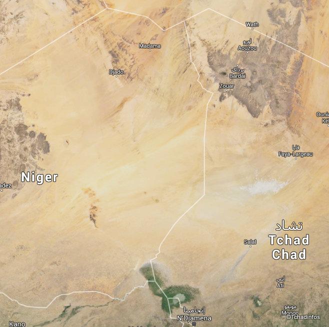 Le Niger et le Tchad décident de l'abornement de leur frontière commune