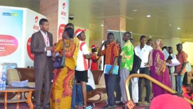 Tchad Talents 2015 : Airtel Tchad crée un bouchon au salon de l'emploi