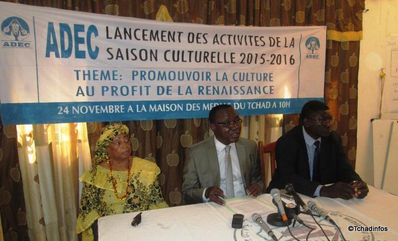 L'ADEC lance sa saison culturelle 2015-2016