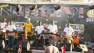 La 9ème édition du Festival N'Djam se poursuit à N'Djamena