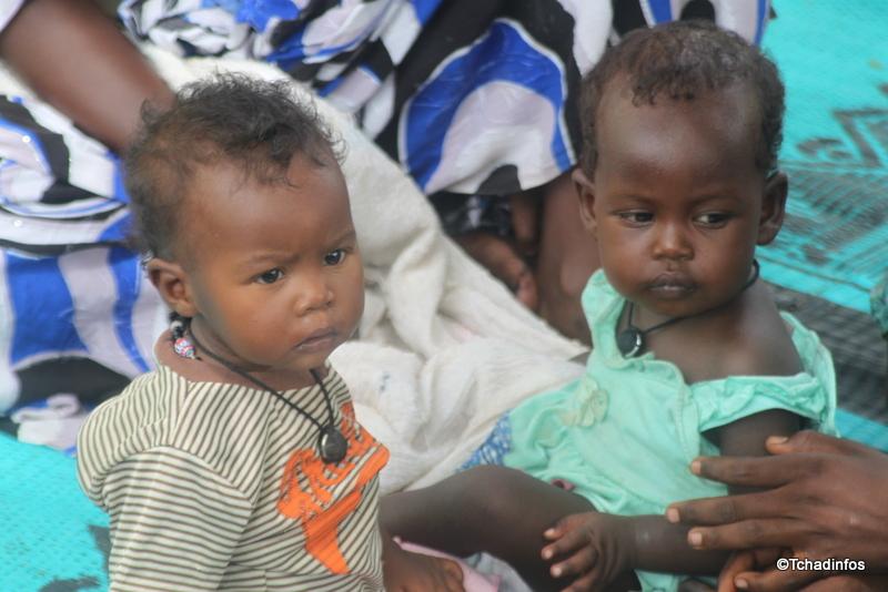 La France octroie 230 millions FCFA au Tchad pour la nutrition et l'alimentation