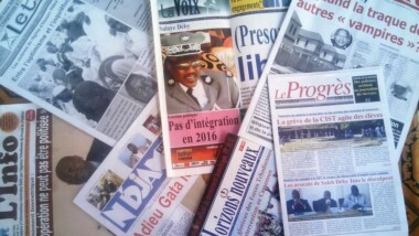 Revue de presse au Tchad: Semaine du 02 au 09 juillet 2017