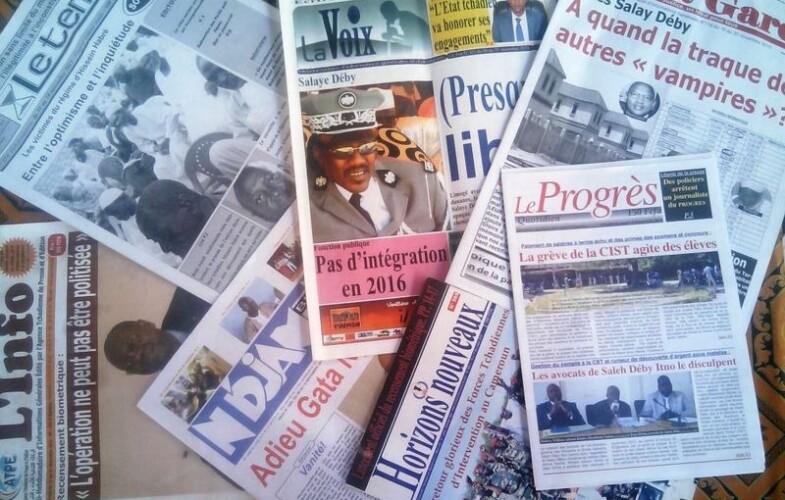 Revue de presse au Tchad : semaine du 17 au 22 juin 2020