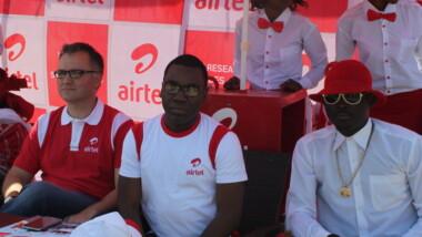 Airtel Tchad dévoile son concept #Allonseulement