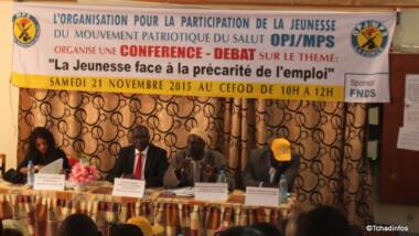 L'OPJ/MPS débat sur la précarité de l'emploi dans le milieu jeune