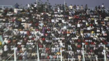 La Fouine draine une foule immense au Stade Idriss Mahamat OUYA