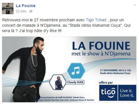 Lafouine-Tchad
