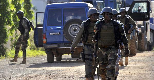 Les difficultés de l'Afrique à faire face au terrorisme