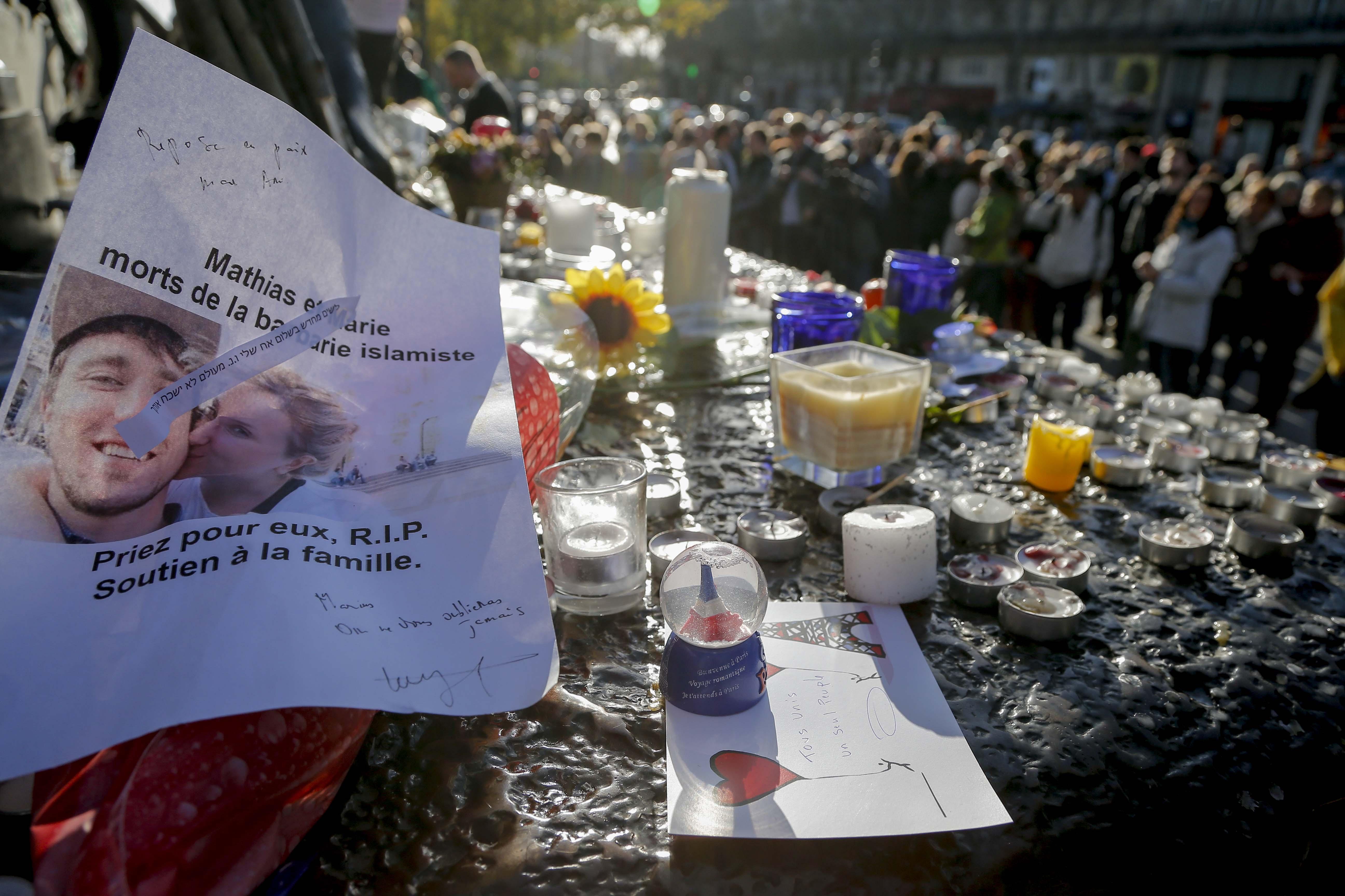 Attentats de Paris : 19 nationalités sont parmi les victimes