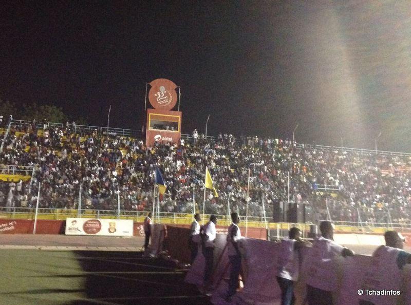 Airtel Tchad fait vibrer le Stade Idriss Mahamat Ouya
