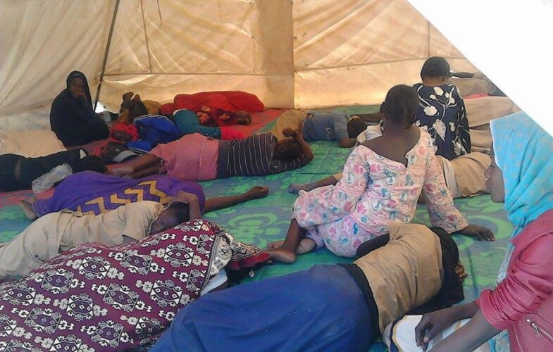 Tchad : des filles du lycée de Sabangali tombent en syncope