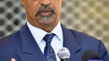 Mahamat Saleh Annadif, nommé chef de la Minusma