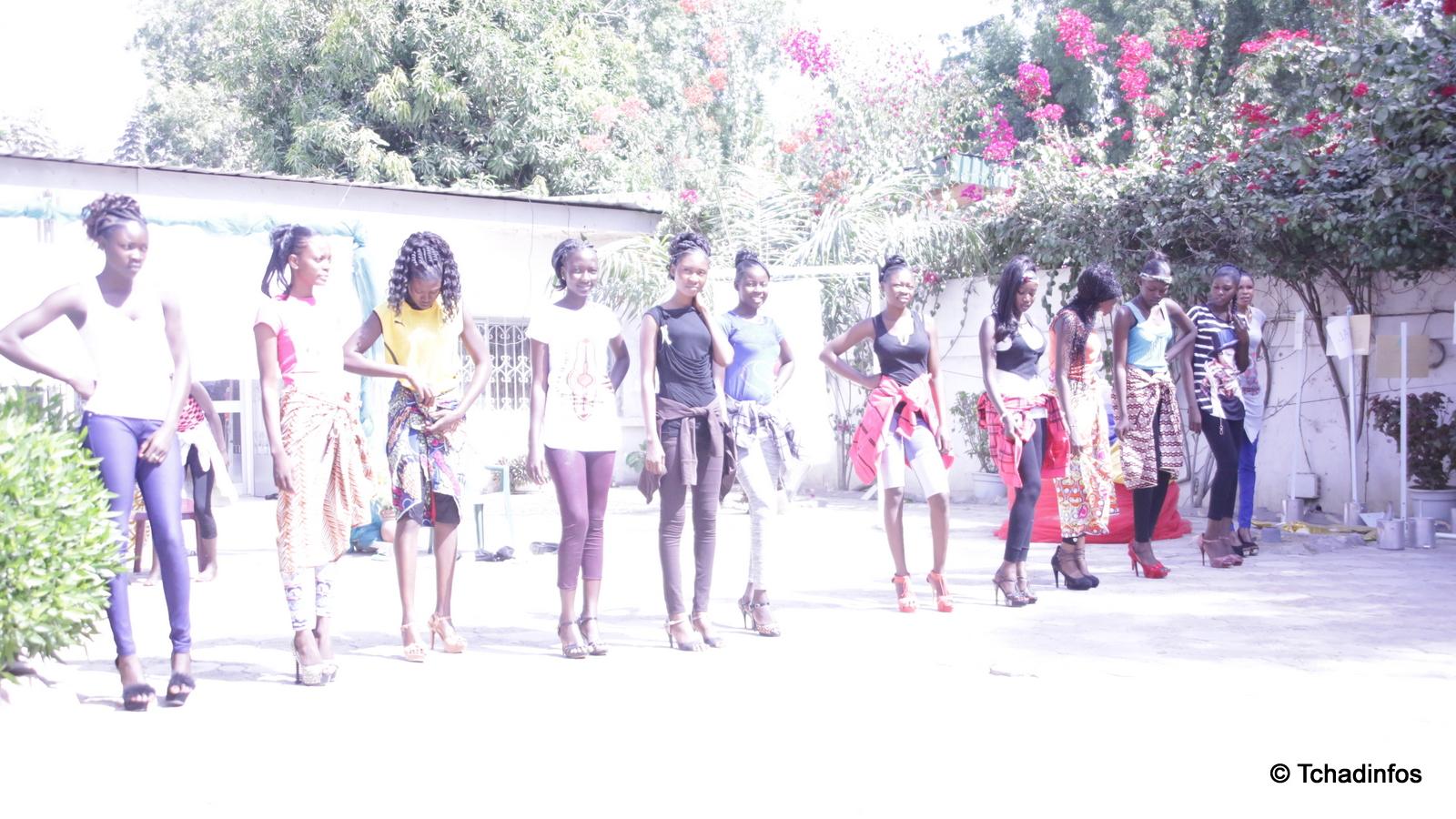 Inside Miss Tchad #1