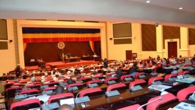 Assemblée nationale : la première session pour l'année 2018 est ouverte