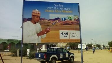 Tigo Tchad lance la connexion 3G à Abéché