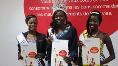 Miss Tchad 2016 : signature de contrat avec Airtel Tchad